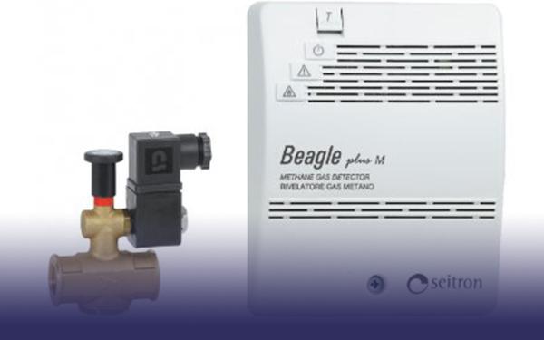 Montaj electrovana sau senzor gaz